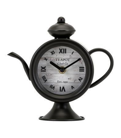 Teapot Desk Clock