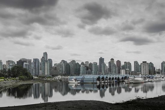 Teary Skies over Vancouver-Latitude 59 LLP-Photographic Print