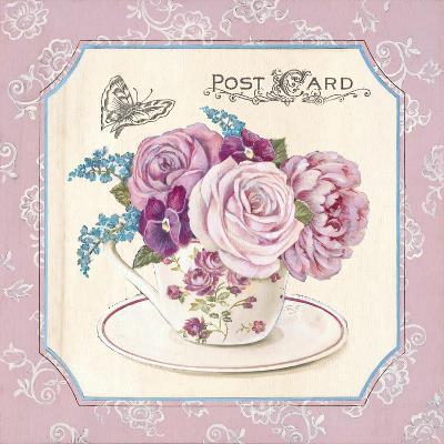 Teatime Roses-Stefania Ferri-Art Print