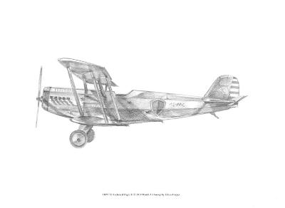 Technical Flight II-Ethan Harper-Art Print