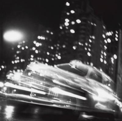 Taxi, New York Night, c.1947