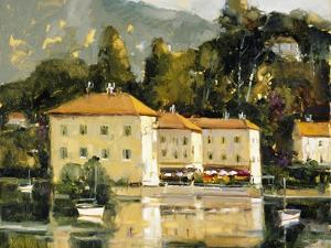 Grand Hotel, Lake Como by Ted Goerschner