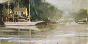 Snug Harbor by Ted Goerschner