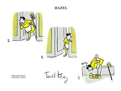 Hazel Cartoon