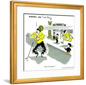 Hazel Cartoon by Ted Key
