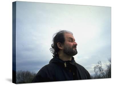 Indian Born British Author Salman Rushdie, under Ayatullah Khomeini Ordered Death Sentence