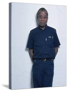 James Baldwin by Ted Thai
