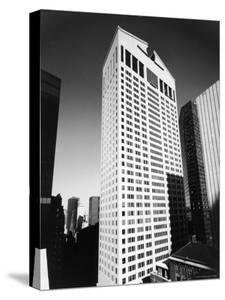 New AT&T Building, Designed by Philip Johnson by Ted Thai