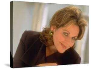 Opera Diva, Soprano Renee Fleming by Ted Thai