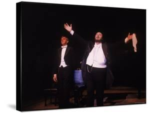 Opera Star Luciano Pavarotti in Concert by Ted Thai