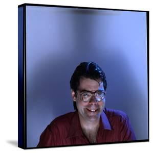 Portrait of Horror Writer Stephen King by Ted Thai