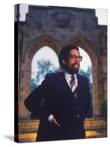Princeton University Director of Afro American Studies Cornel West by Ted Thai