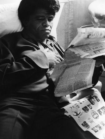 James Brown by Ted Williams