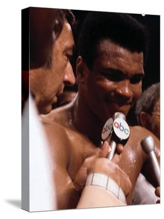 Muhammad Ali, His Bout with Ken Norton, March 31,1973