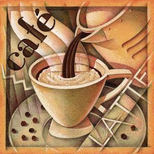 Cappuccino and Café A by Teddy Edinjiklian