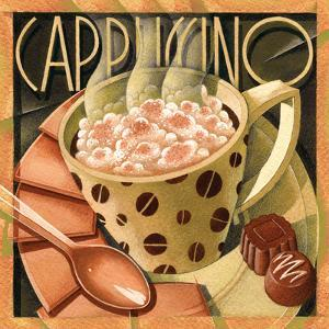Cappuccino and Café B by Teddy Edinjiklian
