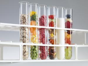 Balanced Diet by Tek Image