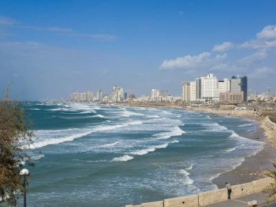 Tel Aviv, Israel, Middle East-Michael DeFreitas-Photographic Print