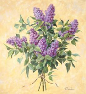Lilac Season II by Telander