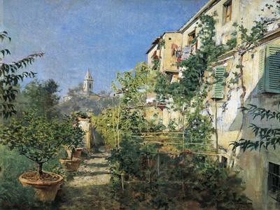Settignano Garden