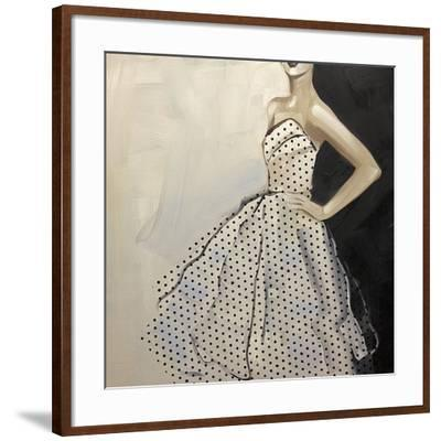 Tell Me That You Want Me-Anna Kincaide-Framed Art Print