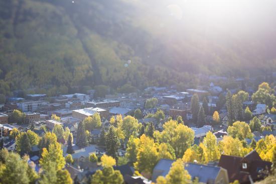Telluride, Colorado-Justin Bailie-Photographic Print