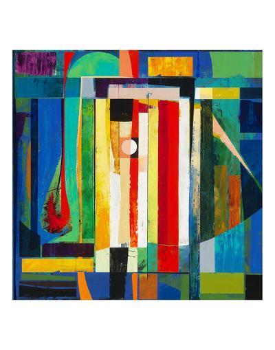 Template Reality-James Wyper-Art Print