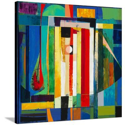Template Reality-James Wyper-Stretched Canvas Print