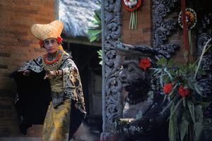 Temple Ceremony, Bali, Indonesia