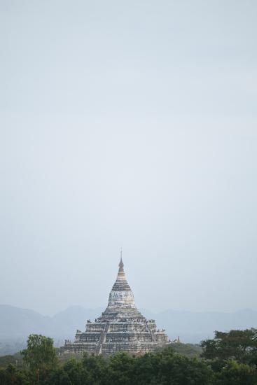 Temple in Bagan, Myanmar-Harry Marx-Photographic Print
