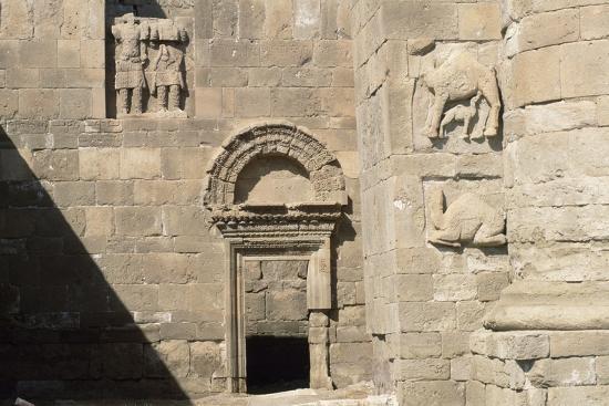 Temple of Allat, Hatra--Photographic Print