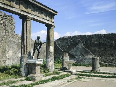 Temple of Apollo--Giclee Print