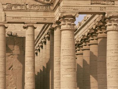 Temple of Mrn, Hatra, Unesco World Heritage Site, Iraq, Middle East-Nico Tondini-Photographic Print