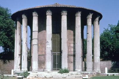Temple of Vesta, Rome--Photographic Print