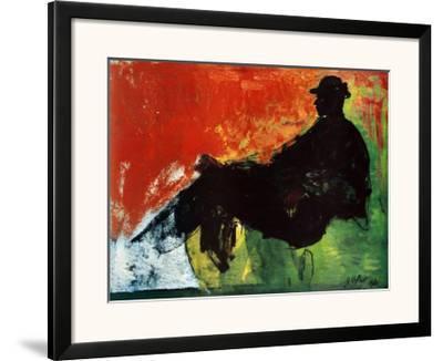 Tempo-Geoffrey Holder-Framed Art Print
