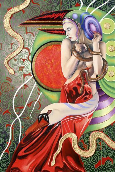Temptation Of Eve 2-Graeme Stevenson-Giclee Print