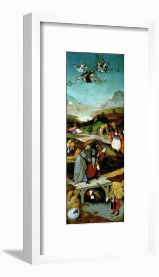 Temptation of St. Anthony-Hieronymus Bosch-Framed Giclee Print