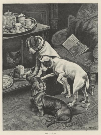 Temptation-Fannie Moody-Giclee Print
