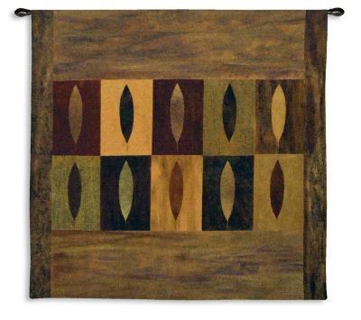 Ten Leaves-Earl Kaminsky-Wall Tapestry