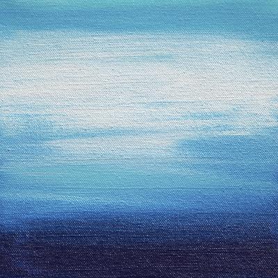 Ten Sunsets - Canvas 2-Hilary Winfield-Giclee Print