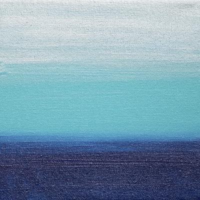 Ten Sunsets - Canvas 3-Hilary Winfield-Giclee Print