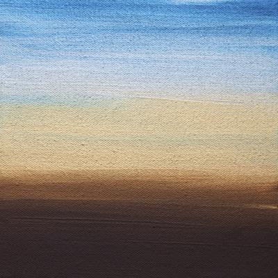 Ten Sunsets - Canvas 6-Hilary Winfield-Giclee Print