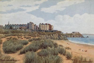 Tenby, from the Burrows-Alfred Robert Quinton-Giclee Print