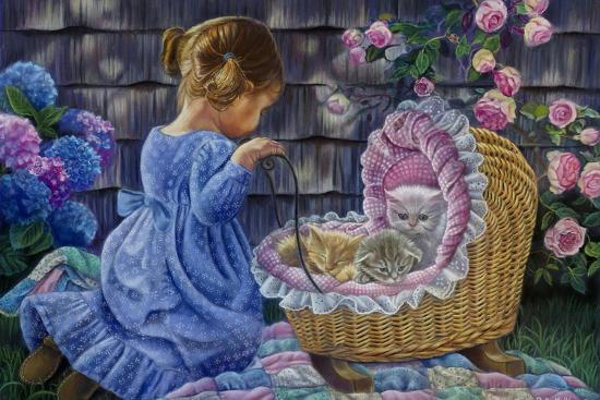 Tender Moments-Tricia Reilly-Matthews-Giclee Print