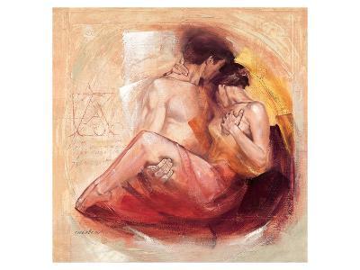 Tender Passion-Talantbek Chekirov-Art Print