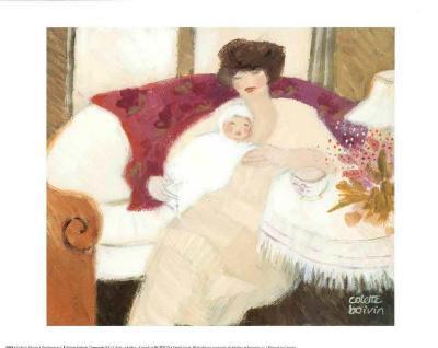 Tenderness-Colette Boivin-Art Print