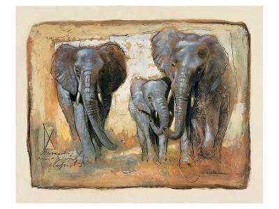 Tenderness-Joadoor-Art Print