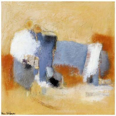 Tendre Matin-Anne Virlange-Art Print