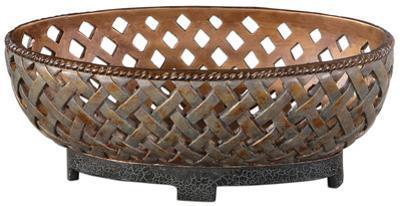 Teneh Lattice Weave Design Bowl