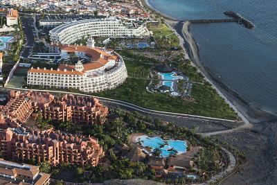Tenerife, Five Star Hotel, Swimming Pools, La Caleta, Playa De La Enramada-Frank Fleischmann-Photographic Print